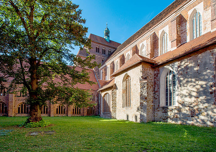 Havelberg, Cathedral of St. Mary, photograph: Christoph Jann, © Kulturstiftung Sachsen-Anhalt